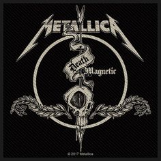 Official Patch. Licensed product. Metallica, Arrow, Patches, The Unit