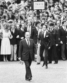 Mitterrand Mai 1981