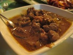 Special Sri Lankan Beef Curry | Meat | Sri Lankan Recipes