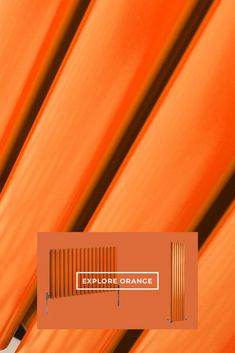 Be bold with your home heating and add a pop of colour to your decor with our Milano Aruba orange designer radiators. Radiator Shop, Horizontal Radiators, Color Pop, Colour, Designer Radiator, Contemporary Design, Explore, Orange, Kitchen