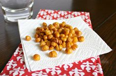 garam masala chickpeas, another treat to try soon!
