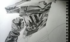 Awesome moto drawing