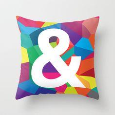 And Throw Pillow by Joe Van Wetering - $20.00