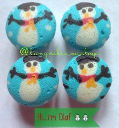 Hi...I'm Olaf the Snowman