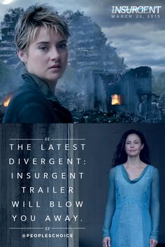 Prepare for defiance… What moments are you most excited to see when Insurgent hits theaters?