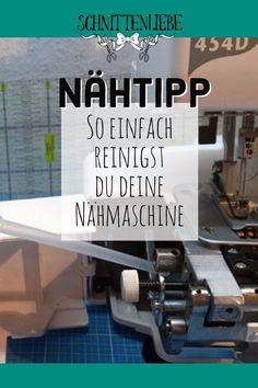 Ntdw 14 Maschine Aussaugen Tipps Nahtipps Tipps Und Tricks