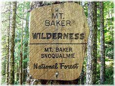 Excelsior Pass- Mt Baker, WA