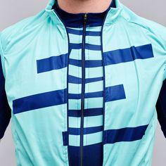 Good Cycling wind vest gilet