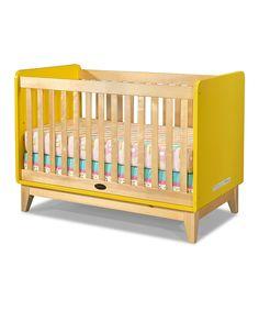 Zutano Sunny & Natural Tivoli Convertible Crib