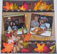 Thanksgiving - Scrapbook.com