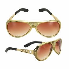 90e401c8680 Elvis Presley 1970 s Gold Sunglasses. See more. Bubby will need a pair of  these for his Elvis Costume