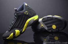 NIKE AIR Jordan14 X4 Men's Retro Basketball Shoes Running Sports shoes