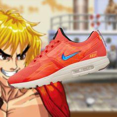 Des chaussures Nike Mercurial inspirées de l'univers des mangas