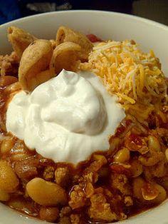 Taco Soup-Crock Pot Recipe