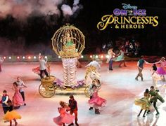 Disney On Ice Princesses and Heroes   Kids Party Hub: Disney on Ice: Princesses and Heroes