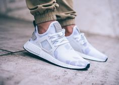 Adidas NMD XR1 Duck Camo 'White' (blanche)