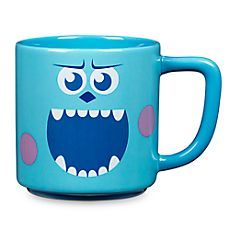 Sulley Close Up Mug