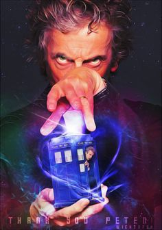 peter capaldi fan art | Tumblr