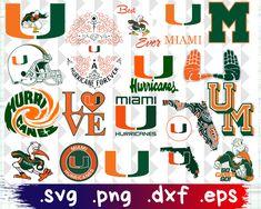 Hurricane Logo, Hurricane Party, University Of Miami Hurricanes, Miami University, U Of Miami, College Fun, College Goals, College Football