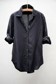 Button down for any weather