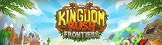 http://igre-igrice.org/kingdom-rush  Kingdom Rush je tower defense igrica gde je potrebno sprečiti neprijatelja da prođe do cilja gradeći kule. Izgradite što više različitih tornjeve da bi ste napali nadolazeće neprijatelje i sprečili ih da prođu vašu odbranu.  http://igre-igrice.org