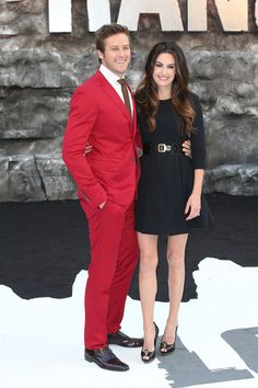 Armie Hammer and Elizabeth Chambers - 'The Lone Ranger' Premieres in London — Part 5