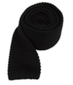 Knitted - Black