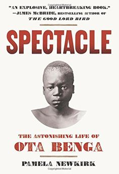 Spectacle: The Astonishing Life of Ota Benga by NYU Journalism Prof. Pamela Newkirk http://www.amazon.com/dp/006220100X/ref=cm_sw_r_pi_dp_DZ3zvb1NGA4F1