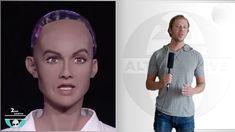 The Dangers of Artificial Intelligence - Robot Sophia makes fun of Elon ...