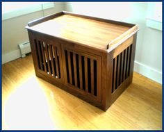 Used Bob Mckee Aluminum Dog Crate Box Xl Dog Crate