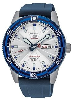 SEIKO Mt Fuji World Heritage Limited Edition Automatic Watch SRP781K1 *** You can get additional details at the image link.