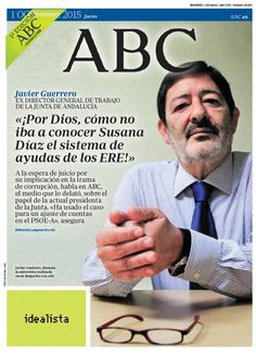 La portada de ABC del jueves 1 de octubre