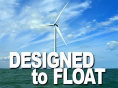Floating Wind Turbines May Be Coming Soon to a Beach Near You