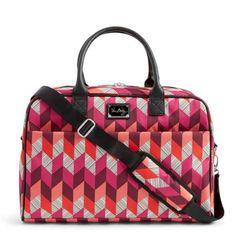 Jet Set Go Weekender. Vera Bradley Travel BagWeekenderJet ... bc2976a2caec4