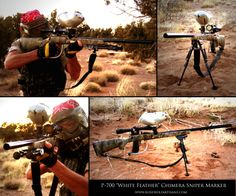 12 Best Chimera Custom Paintball Markers images in 2014 | Marker