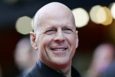 bruce willis smile face expression