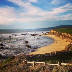 Pacific Ocean - Half Moon Bay, CA