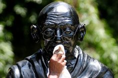 Why Didn't Mahatma Gandhi Ever Get the Nobel Peace Prize? - WSJ
