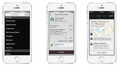 #Kaffee Bestellung per #App