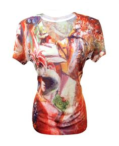 2014 Art of the Derby Ladies Sublimated Tee
