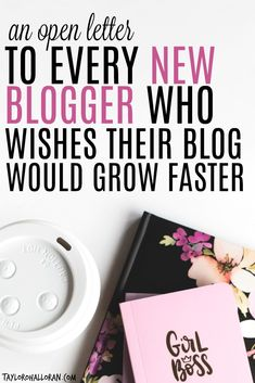 a21afe8536f77 A Letter To The Blogger Who Wishes Their Blog Would Grow Faster