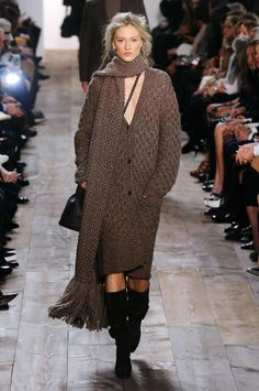 The Autumn trends to learn now: New Knits 2014 Trends, Fall Trends, Catwalk Collection, Fall Winter, Autumn, Aging Gracefully, Knitwear, Ready To Wear, Women Wear