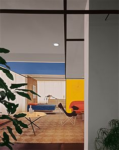 1951, the Knoll Showroom at 575 Madison Avenue opens.