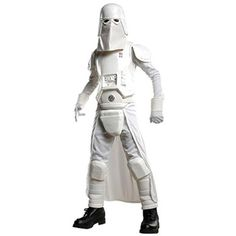 Deluxe Snow Trooper Kids Costume - Kids Star Wars Costumes  sc 1 st  Pinterest & Deluxe Jango Fett Kids Costume - Kids Star Wars Costumes | Pinterest ...