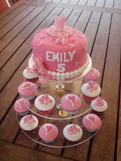Ballerina Cake Cake  Pinterest Ballerina Birthday - Ballet birthday cake