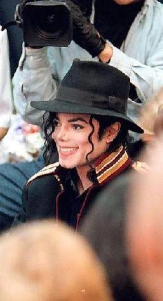 Michael Jackson 1991 - 2000 / September 18, 1996