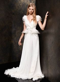 Alessandro Angelozzi Couture Brautkleid Sacerdos (http://www.alessandroangelozzicouture.it/)