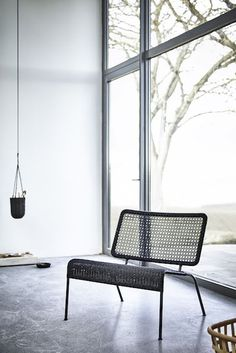 Ikea's Glorious New Collection Is A Minimalist's Dream  #refinery29  http://www.refinery29.com/2016/05/110218/ikea-viktigt-collection#slide-1  The collection was produced with natural materials like water hyacinth, rattan, bamboo, and sea grass....