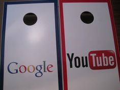 Google and Youtube boards