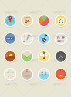 Circle Vector Icons